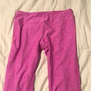 Pants - Hot pink leggings!